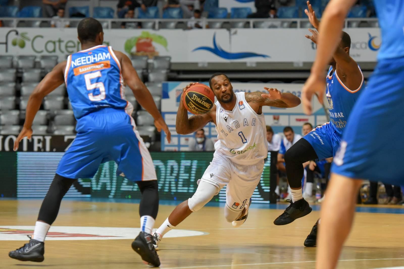 Zadar: KK Zadar i KK Mornar u 1. kolu ABA lige