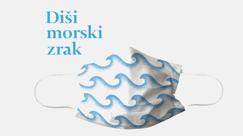 """Filtrirani morski zrak stigao u grad – probajte """"Diši morski zrak"""" masku"""