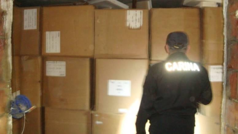 Na Terezinom Polju uhvaćen Bugarin: Švercao 13 t duhana