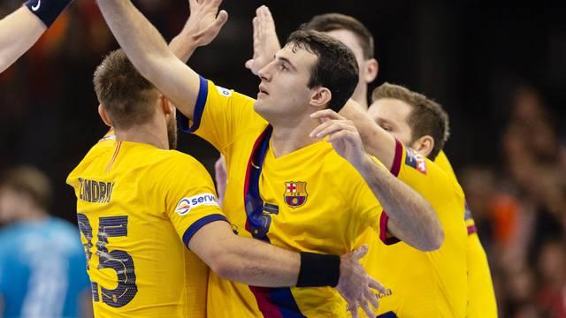 SG Flensburg-Handewitt - FC Barcelona
