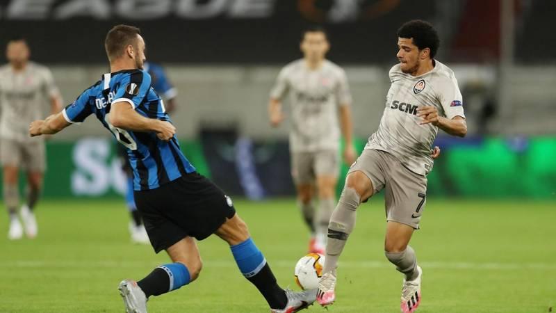 Pao je Real, hoće li i Inter? Broz je u prvih 11 protiv Šahtara...