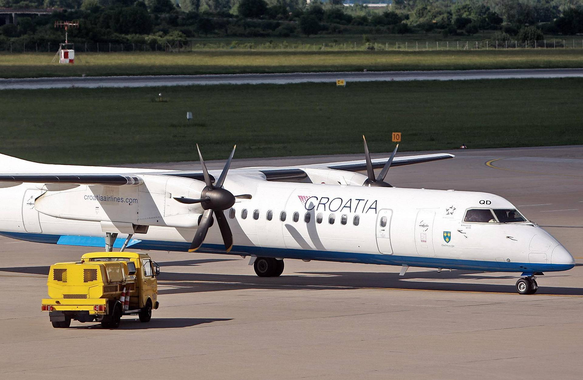 Novi slučaj: Ospice je dobila stjuardesa Croatia Airlinesa