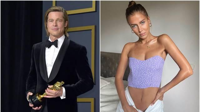 Brad Pitt 'ulovljen' s 29 godina mlađom Njemicom: Ljubili su se