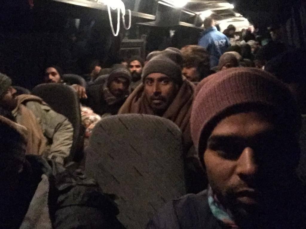 Migrante prebacili u novi kamp, a zloglasni Vučjak će zapaliti...