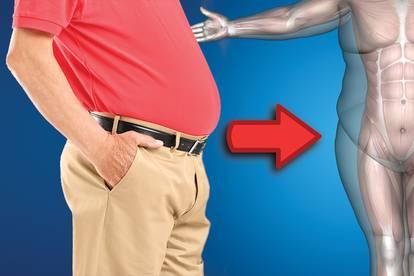 idealan gubitak kilograma u 2 mjeseca