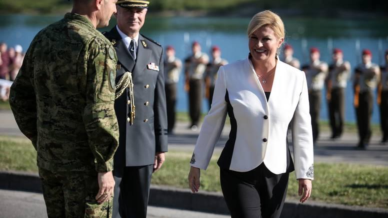 'Hrvatska vojska profilirala se iz ratne u mirnodopsku silu'