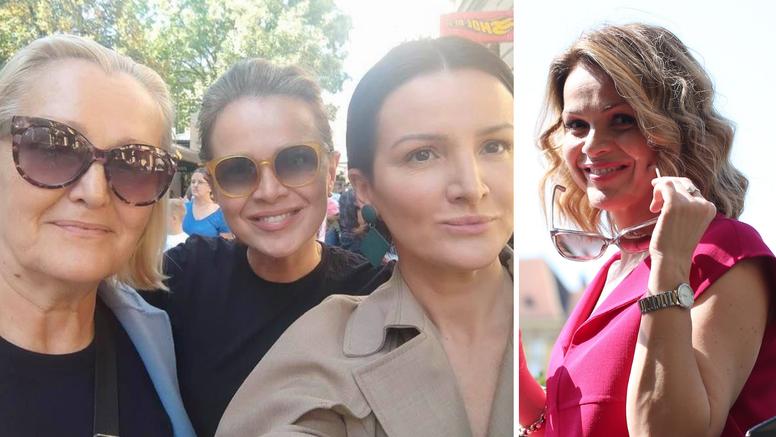Sandra Bagarić objavila fotke s obitelji: 'Sad znamo na koga si'