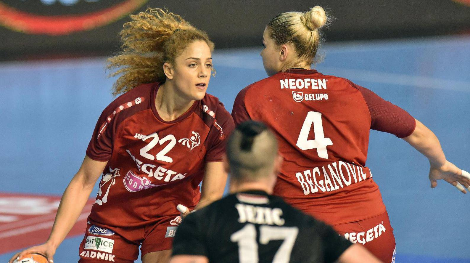 Koprivnica: Utakmica 4. kola EHF kupa, HC Podravka Vegeta -Siofok KC
