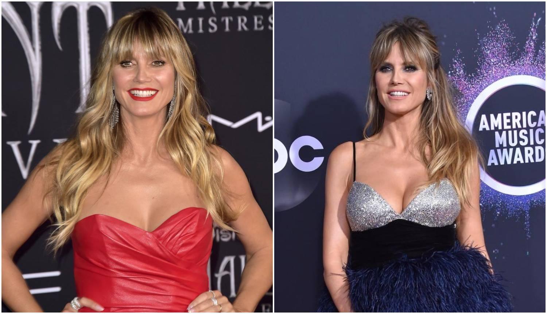 Heidi Klum bujnija nego ikad, šuška se da je povećala grudi