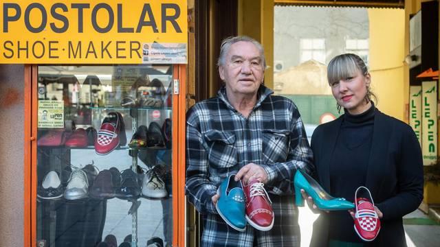 Postolar Lepen: Sve manje ljudi baca cipele, treba čuvati planet