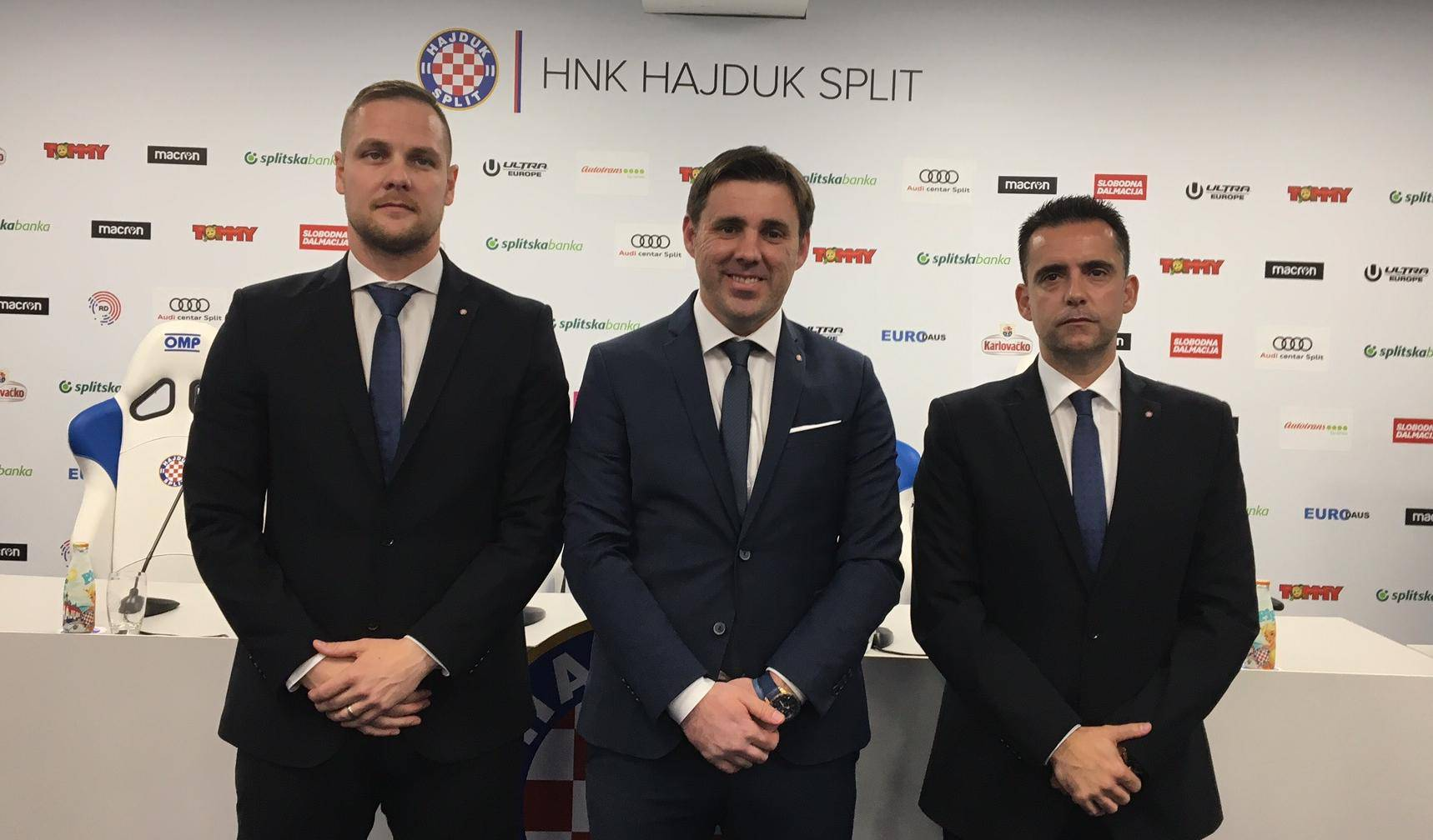 Osječanin je predsjednik, a sad i trener: Kopić preuzeo Hajduk