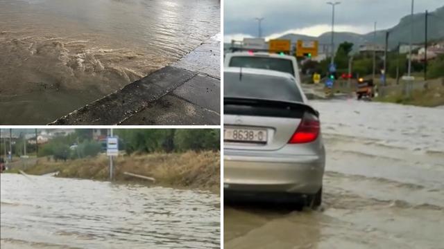 Poplavljene ceste i kuće: Neki su iskoristili situaciju i  ispraznili svoje septičke jame - na rivi!