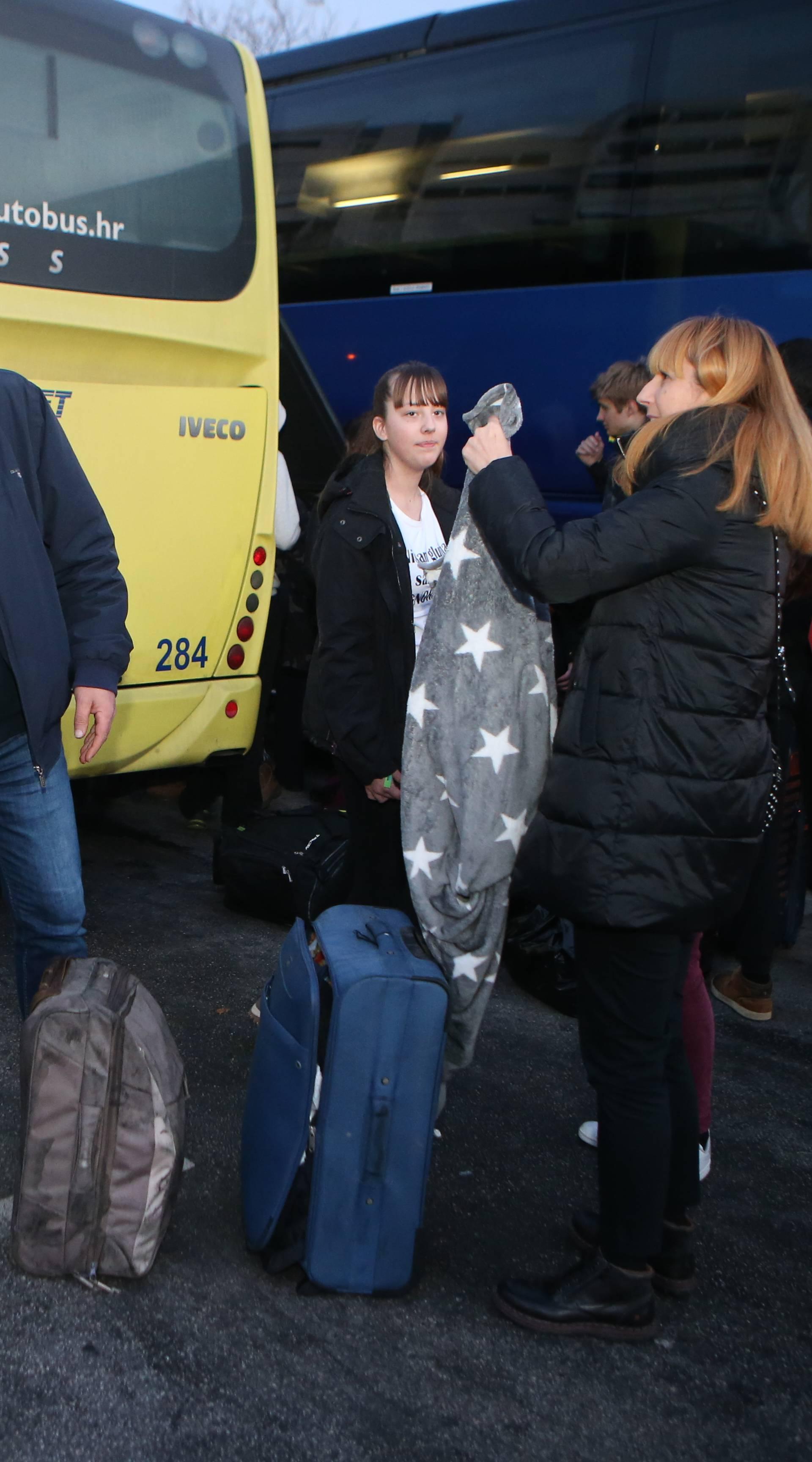 Drama u autobusu: 'Sin mi je rekao da je bilo i cike i vriske'