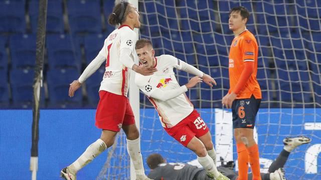 Champions League - Group H - Istanbul Basaksehir F.K. v RB Leipzig