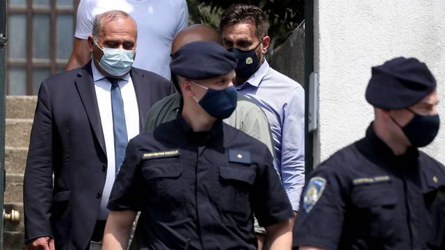 U istražnom zatvoru šestero uhićenih u akcijama Uskoka