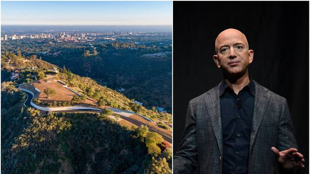 Bezos kupio najskuplje imanje: Pljunuo za njega milijardu kuna