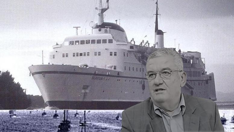 Preminuo Damir Jovičević, kapetan Slavije, broda koji je probio blokadu Dubrovnika