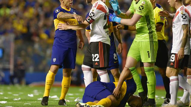 Copa Libertadores - Semi Final - Second Leg - Boca Juniors v River Plate