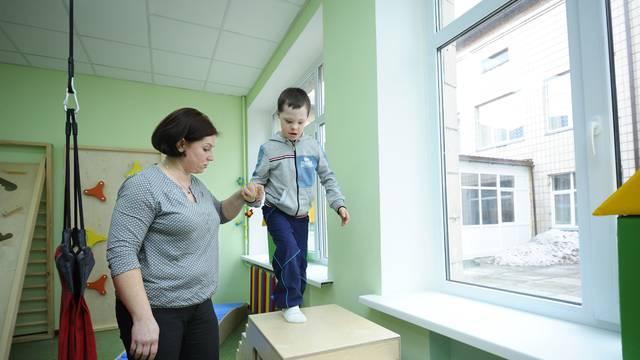 Vježbe visokog intenziteta pomažu ljudima s Downom
