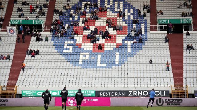 Hajduk: Nećemo sudjelovati u organizaciji ogleda s Mađarima