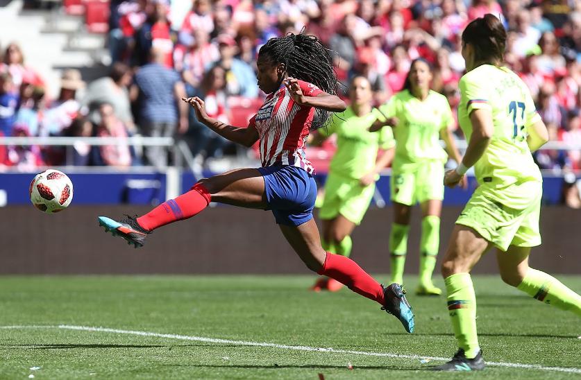 Svjetski rekord: 60.739 ljudi na ženskom derbiju Atleti - Barca