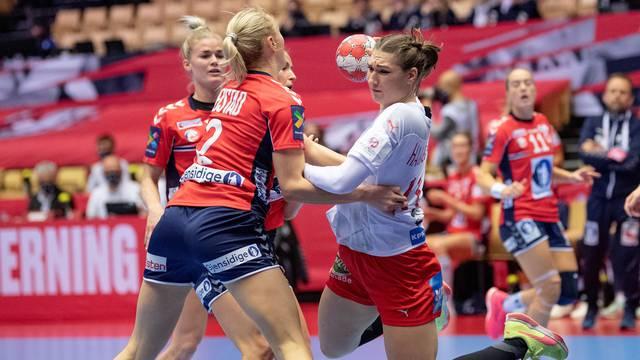 EHF Euro Women's Handball Championship - Semi Final - Norway v Denmark