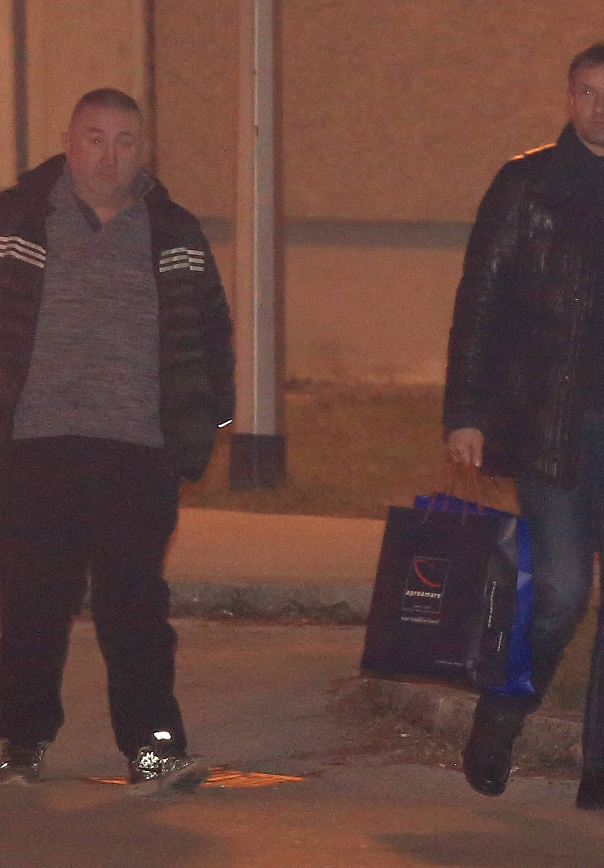Dolački se navodno skrivao na obiteljskom imanju u Lekeniku
