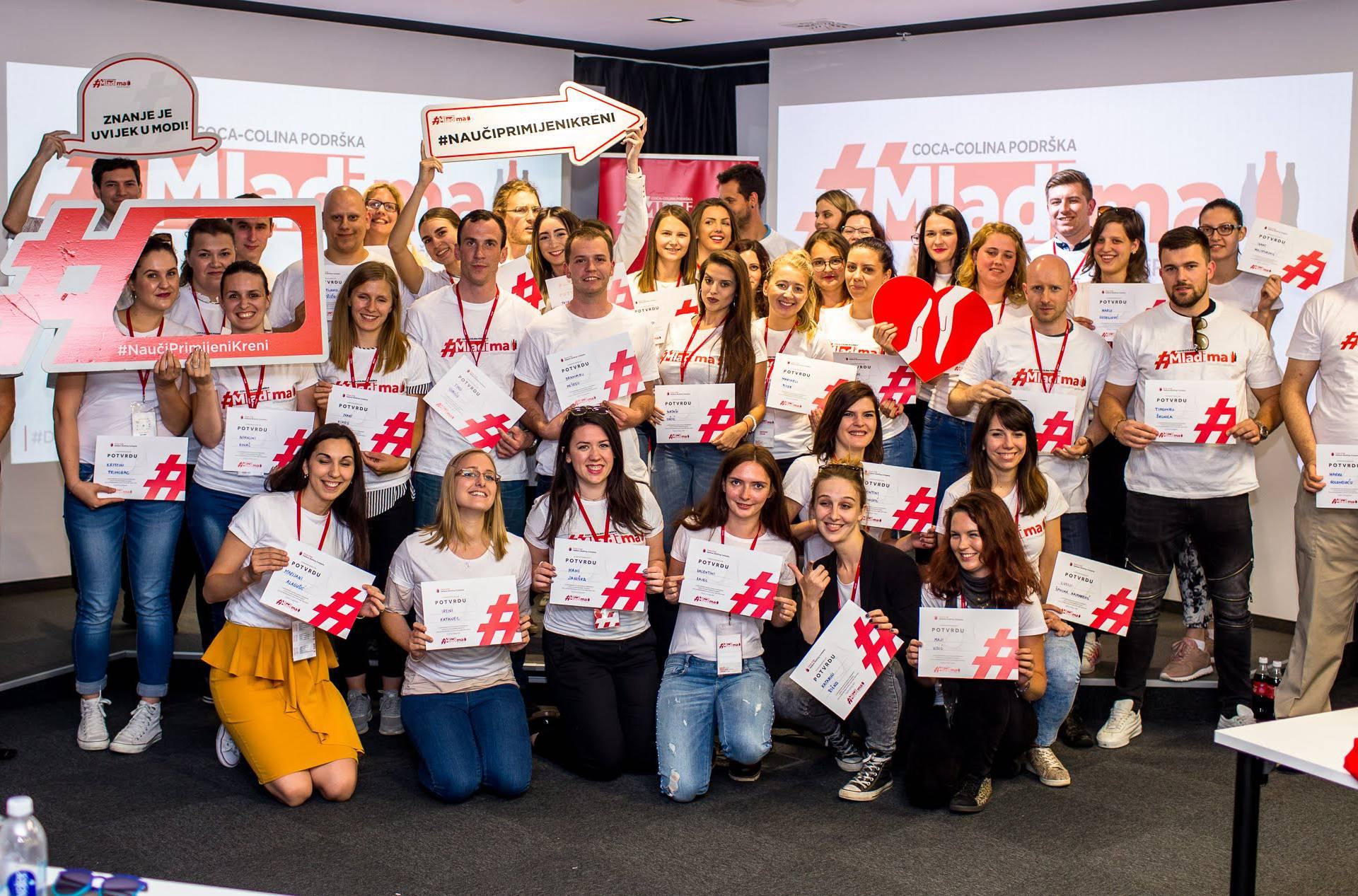 Radionice za mlade: Ključna je poslovna mreža i rad na sebi