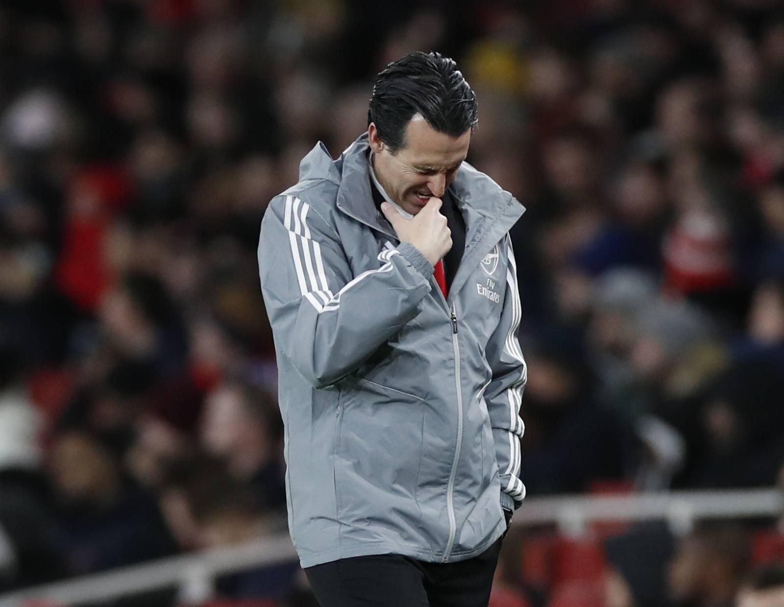 Arsenal v Eintracht Frankfurt - UEFA Europa League - Group F - Emirates Stadium