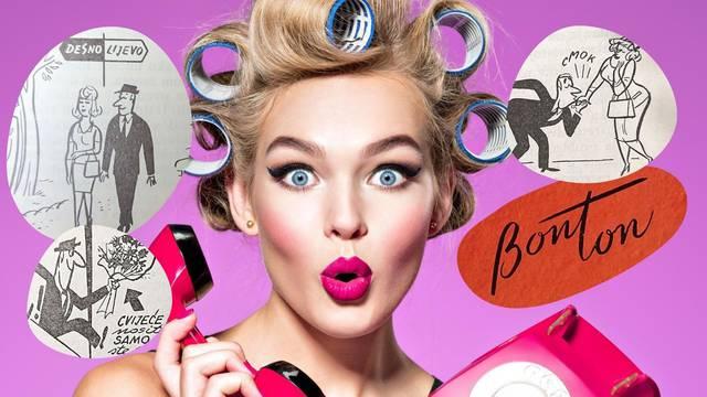 Bonton iz 1963. godine: 'Žene, ne hodajte po kući s viklerima na glavi, idite redovito frizeru'