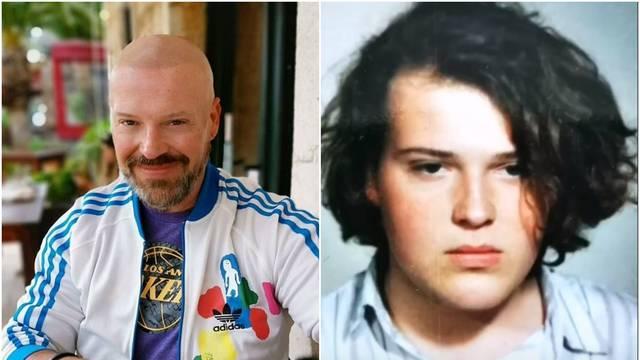 Kakva razlika: Alen je pokazao kako je izgledao sa 16 godina