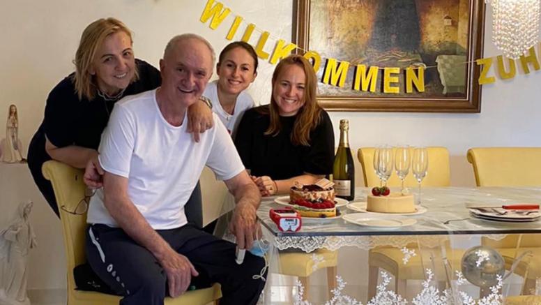 Bulić se oporavlja nakon bitke s koronom: 'Lijepo je biti doma'