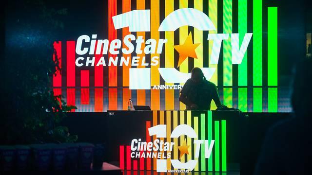 Cinestar TV Channels proslavili 10 godina postojanja u regiji