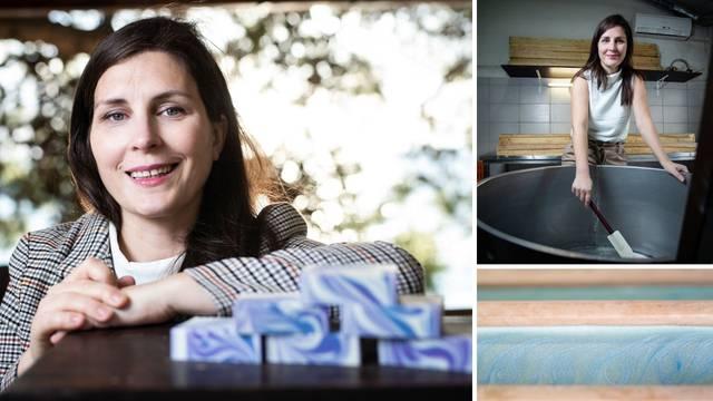 Ana iz Tučepa: Prvi sapun sam 'skuhala' za djecu, a onda sam od toga napravila pravi posao