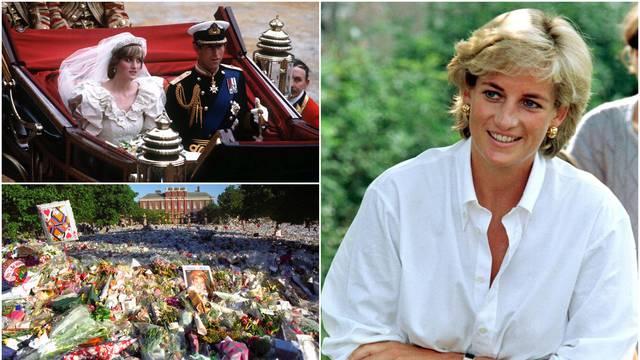 Diana razbjesnila kraljicu jer je otkrila sve o prevari, nakon smrti joj je jedva odala počast