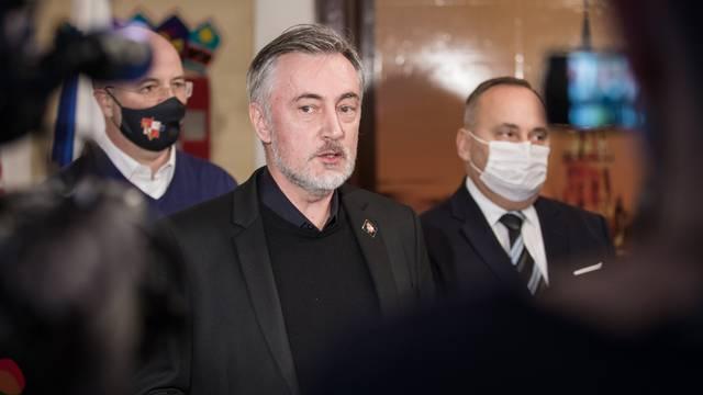 Osijek: Podružnica Domovinskog pokreta OBŽ održala je osnivačku skupštinu