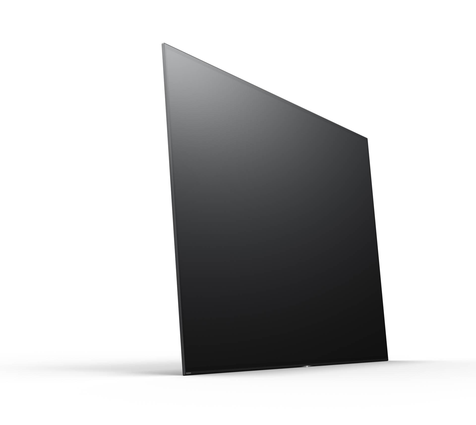 Ekran su pretvorili u zvučnik: Sonyjev A1 kod nas u svibnju