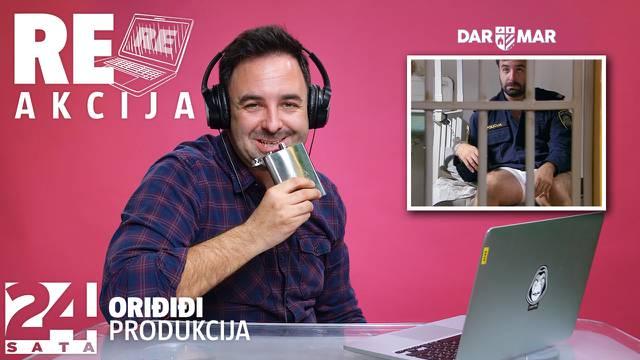 Glumac Jan Kerekeš o seriji 'Dar Mar': 'Kolegica Ana Begić je moja velika televizijska ljubav!'