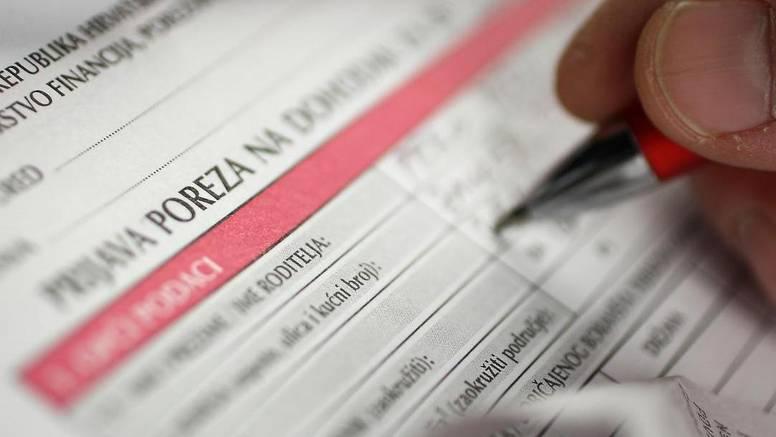 Porezna objavila detalje oko povrata poreza: Evo gdje ćete saznati koliko vam država vraća