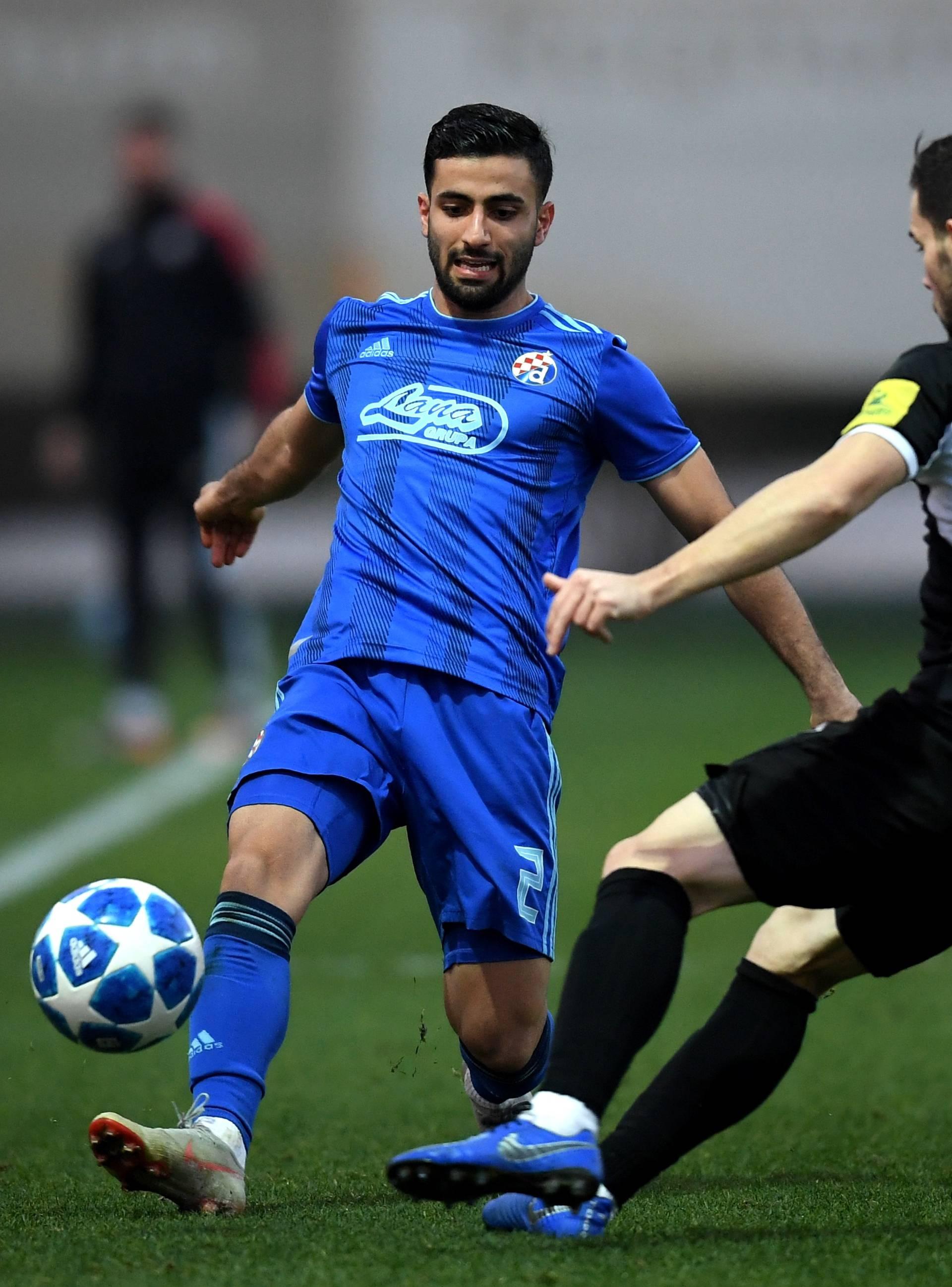Belek: Prijateljska utakmica između GNK Dinamo i CSMS Politehnica IASI