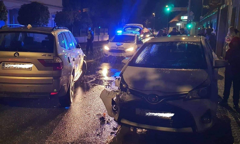 S 2,6 promila skršio šest auta: 'Mogao je udariti dijete i mene, htio je pobjeći, uhvatila sam ga'