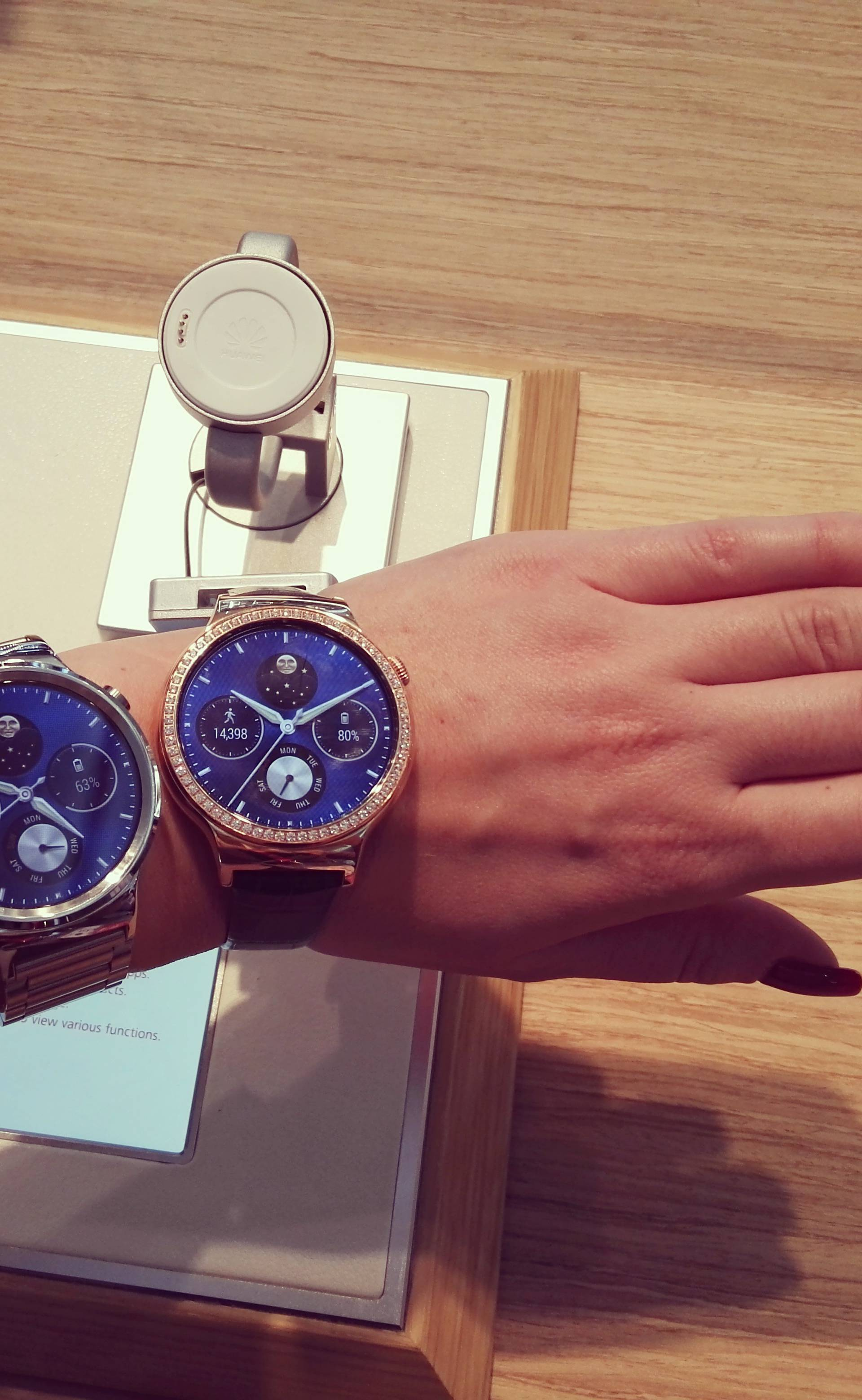 Jedan od najboljih: Huaweijev sat krasi vrlo impresivni ekran