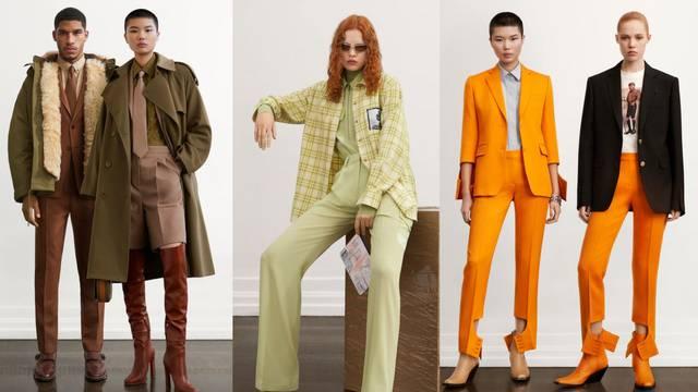Burberry ima nove uniforme u znaku narančaste i fine zelene