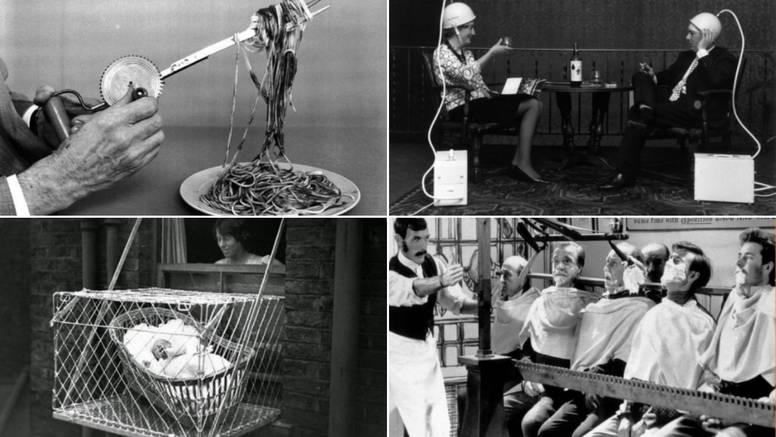 Nevjerojatni izumi čija bizarnost nije spriječila ljude da ih kupuju