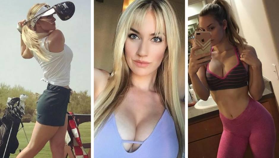 Frka oko seksi golferice: Prvi put je žena najavljivala igrače