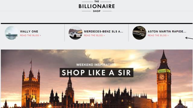 thebillionaireshop.com