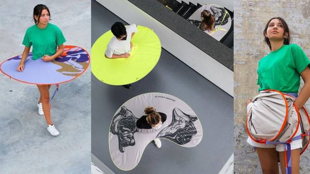 Roba novog doba: Nizozemska dizajnerica napravila odjeću po pravilima fizičke distance