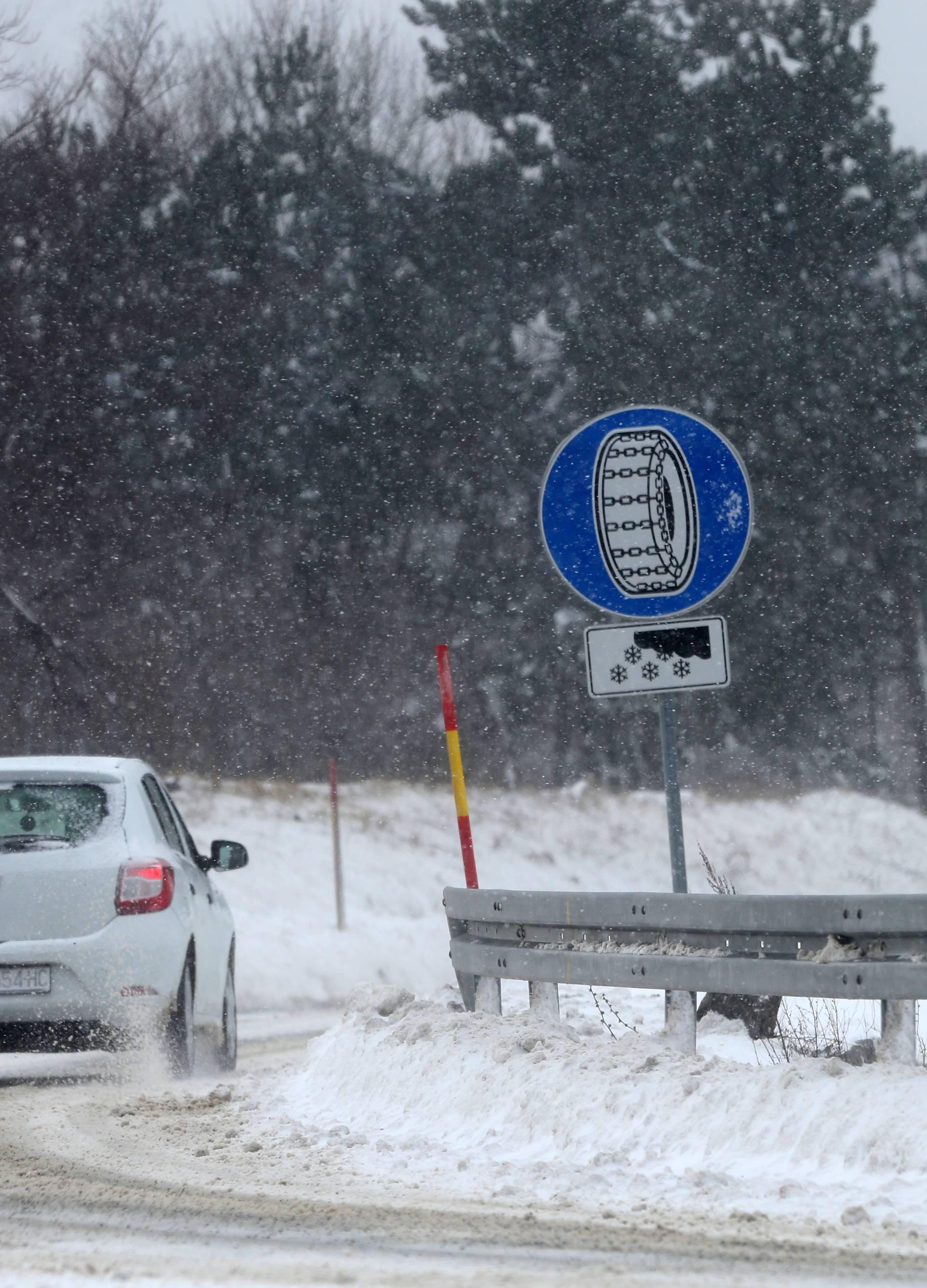 Temperature padaju: Ovo će biti najhladnija noć ove zime?