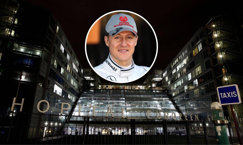 Schumacherov liječnik: Nisam čarobnjak i ne izvodim čuda...