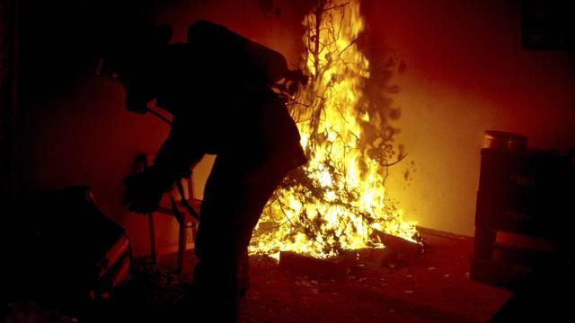 Pazite s lampicama i ukrasima na drvcu - požar izbije 'za čas'